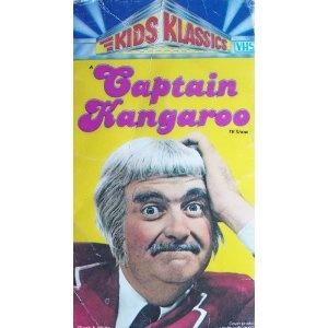 Captain Kangaroo TV Show