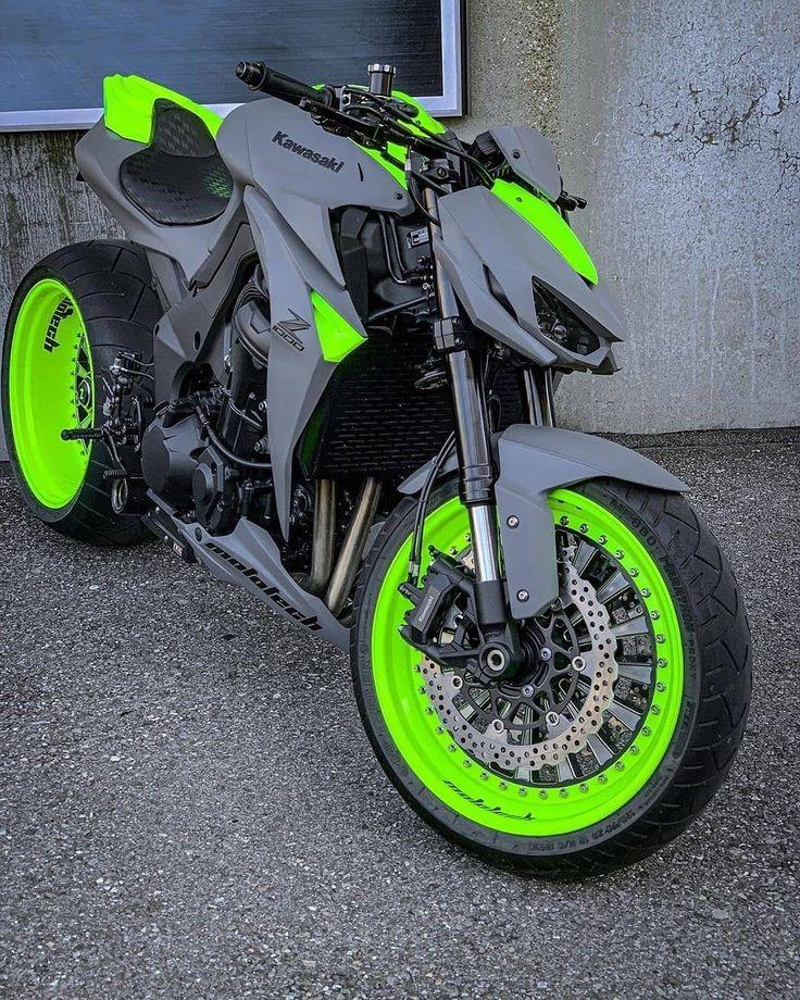 Kawasaki z100 in 2020 sports bikes motorcycles ninja
