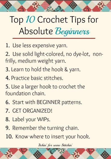 Tutorials On How To Crochet For Beginners : Best 25+ Crochet For Beginners ideas on Pinterest ...