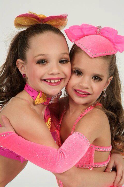 Maddie & Mackenzie Ziegler | Dance Moms | Pinterest