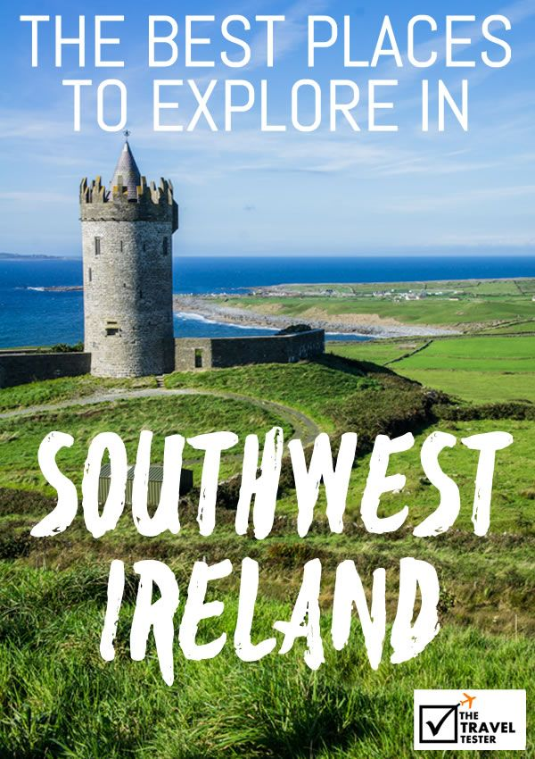 Exploring South West Ireland: Galway, Cliffs of Moher, Dingle & Cork | The Travel Tester http://www.thetraveltester.com/south-west-ireland/