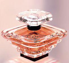 Parfum Trésor de Lancôme sur Beauté-test.com