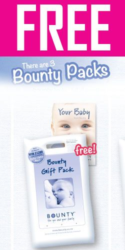 Free Bounty Pack for Mums and Dads #freebabystuff #baby