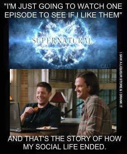 14 'Supernatural' Memes That Only The Superfans Will Get – Toni