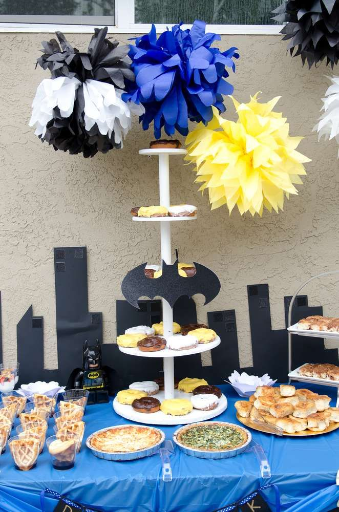 baby batman baby shower party ideas batman baby showers baby batman