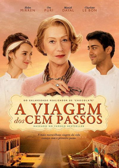 A Viagem dos Cem Passos / The Hundred-Foot Journey - Alugar Filme