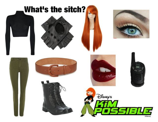 ber ideen zu kim possible costume auf pinterest disney halloween kost me paarkost me. Black Bedroom Furniture Sets. Home Design Ideas