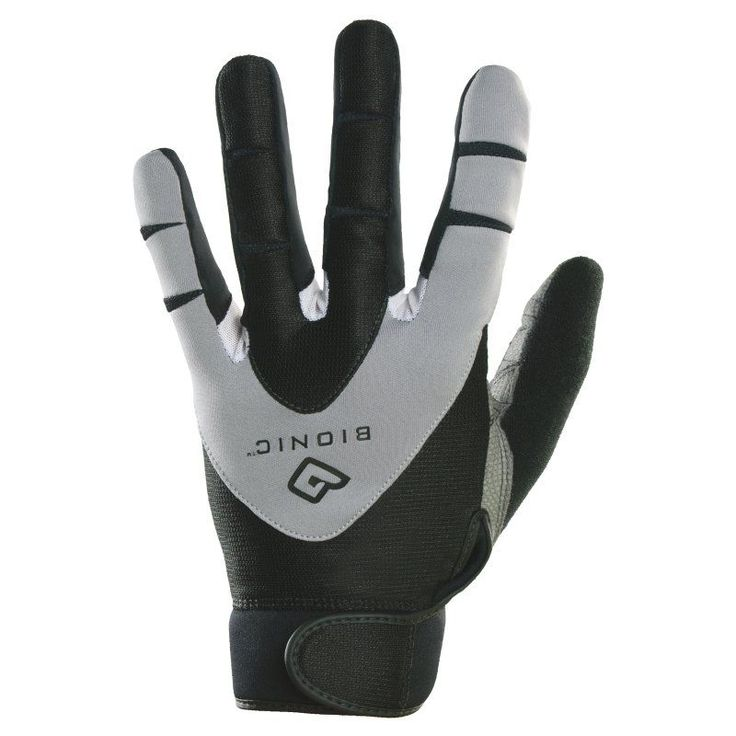 Bionic Mens PerformanceGrip Full-Finger Fitness Gloves - FF13M