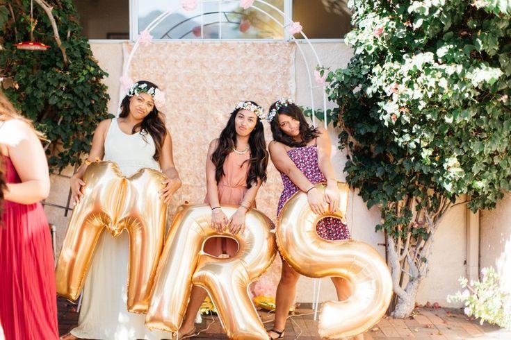 Fun bridal shower photo