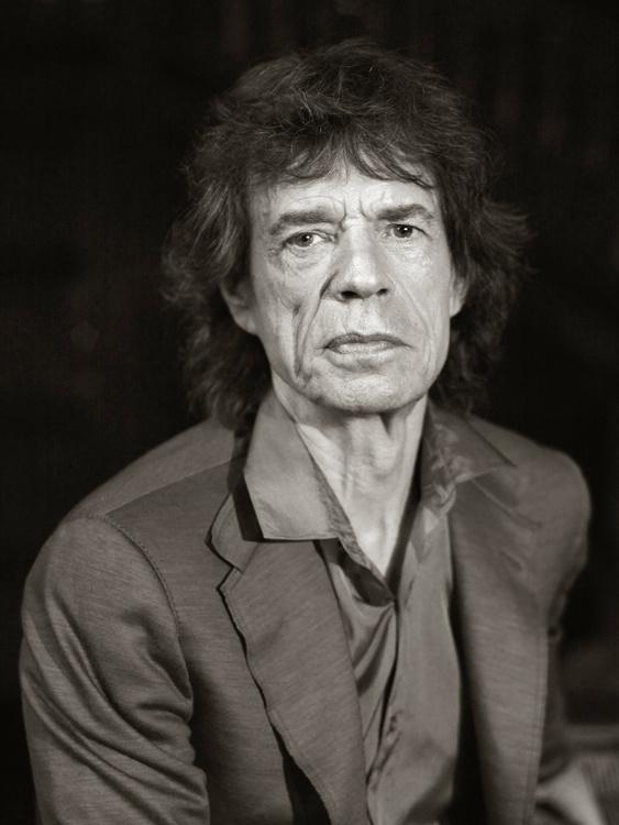 Michael Donald :  Mick Jagger