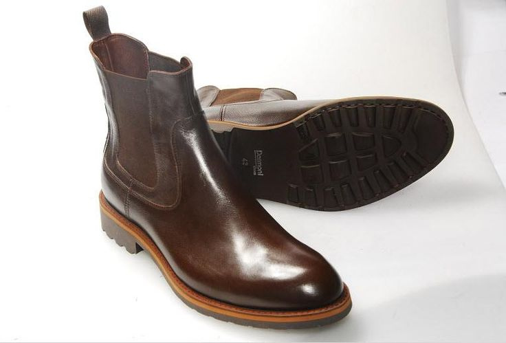 Где купить мужскую обувь осень зима