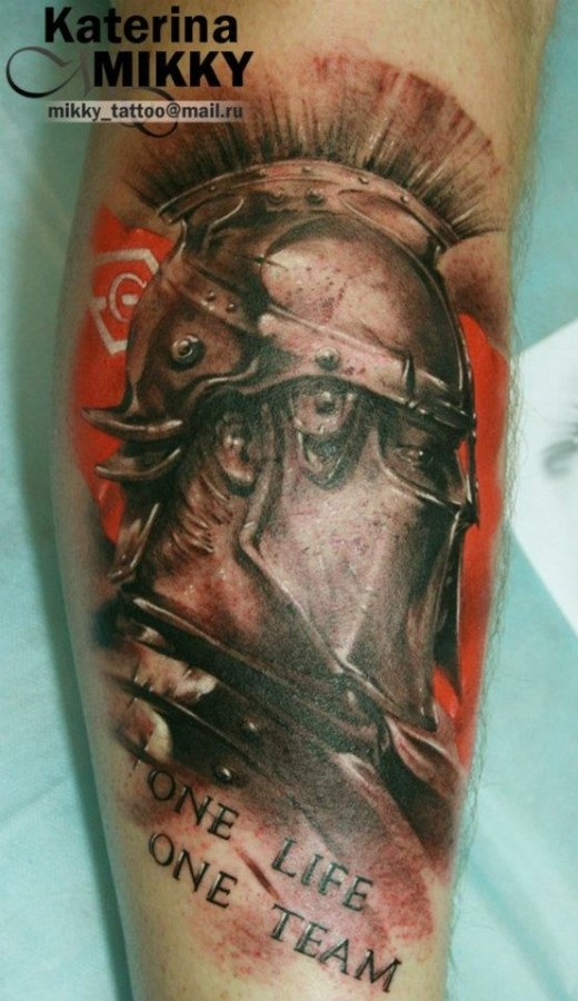 Gladiator Tattoo | Tattoos | Pinterest | Gladiators and ...