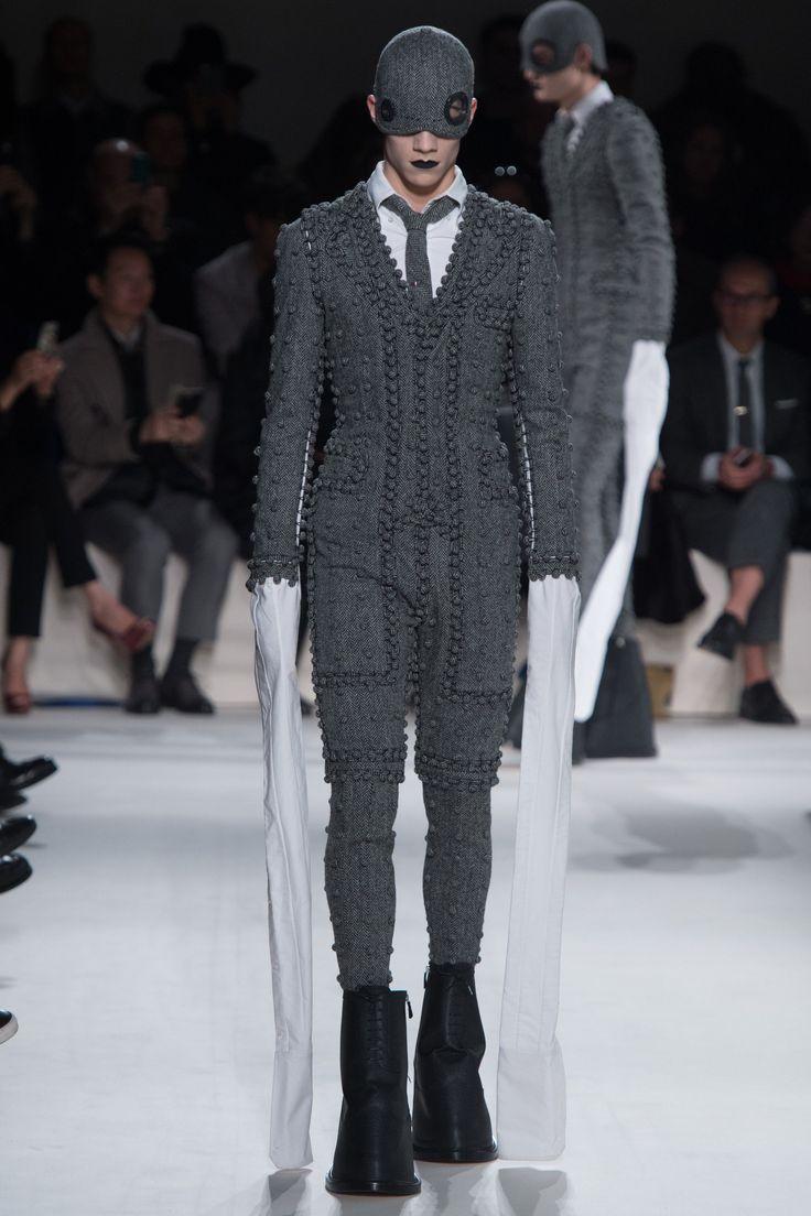 Thom Browne Fall 2017 Menswear Fashion Show