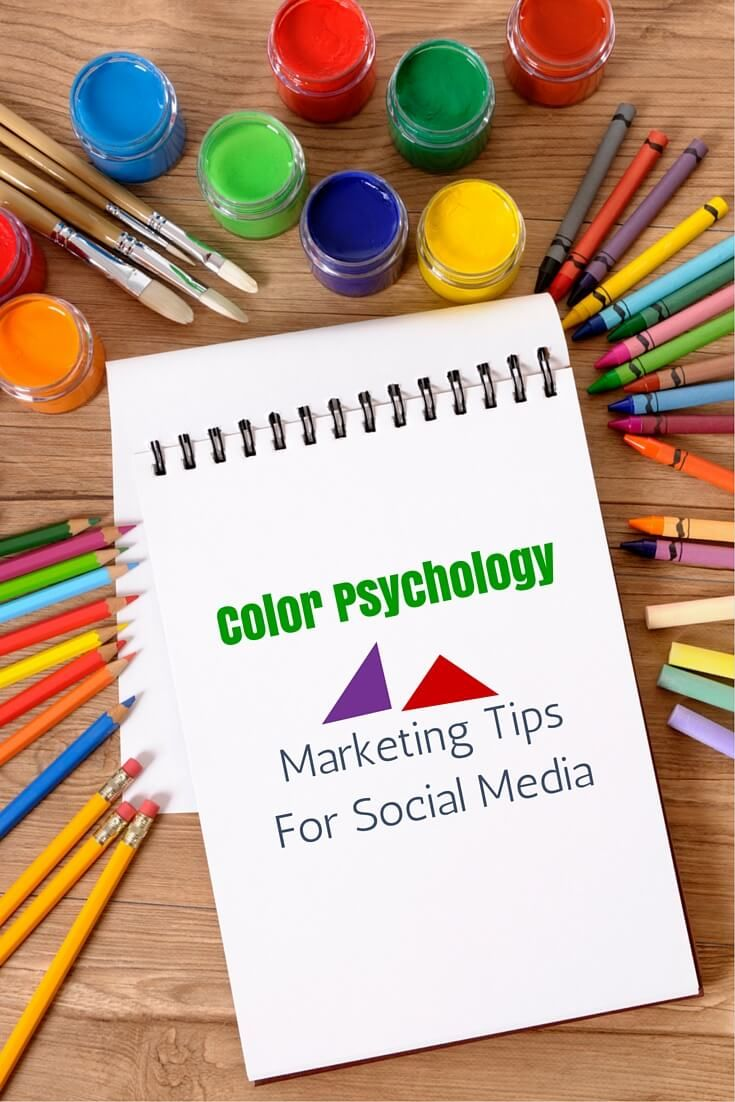 Color Psychology Tips for your Social Media Marketing Strategies