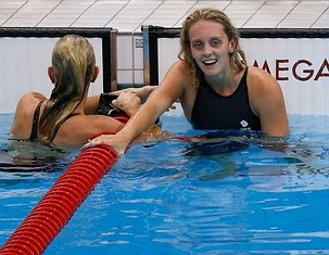 National Olympics 2012 News: Fran Halsall makes 50m freestyle semi-finals