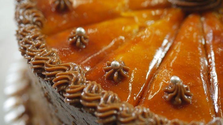 Gasztroangyal.hu: ~~ Tállyai 12 lapos dobos torta