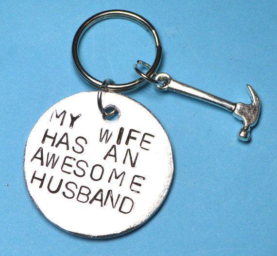 Husband gift gift for Husband husband by BeesHandStampedGifts
