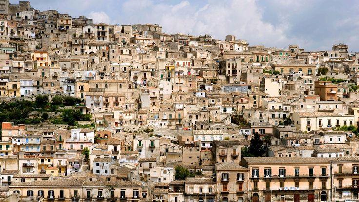 Modica in Sicily - Italy's secret chocolate town