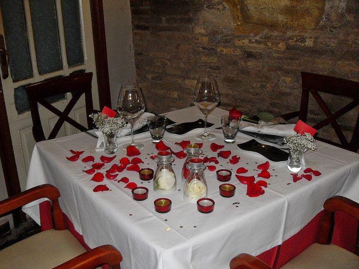 Las 25 mejores ideas sobre cena romantica en casa en - Sorpresas romanticas en casa ...
