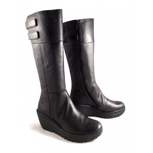 Tour, Rangers Boots Femme, Noir (Black A00), 36 EURocket Dog