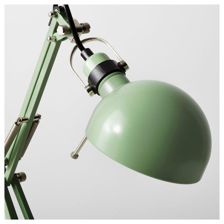 IKEA - FORSÅ Work lamp green