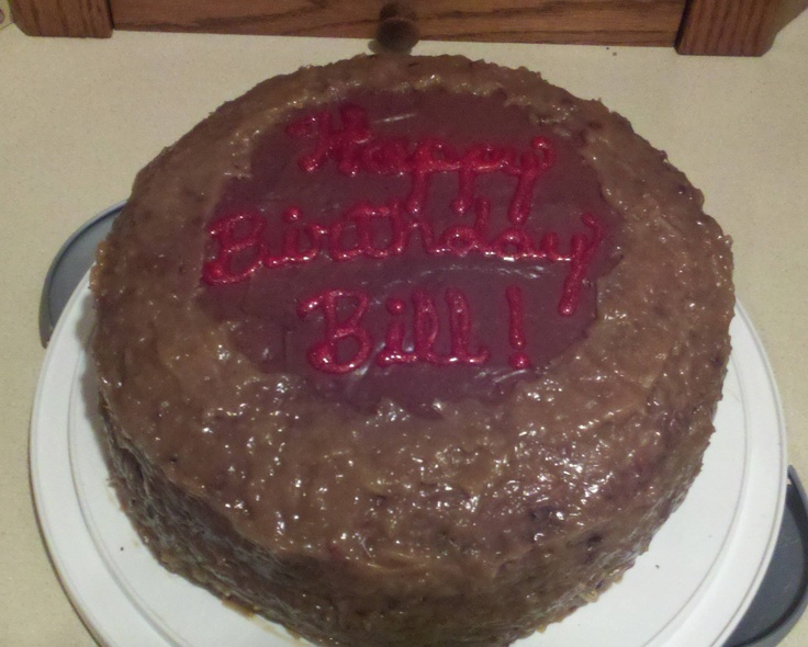 Pictures Of German Chocolate Cake