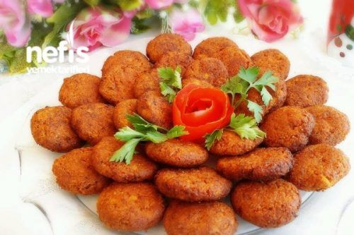 Patatesli Bulgur Köftesi (Yapma) Tarifi