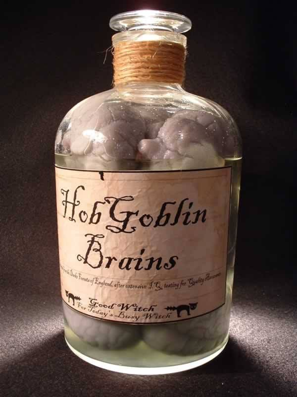 magical item hob goblin brains creepy halloween decorationshalloween