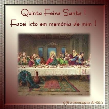 Quinta-feira Santa Imagem 3