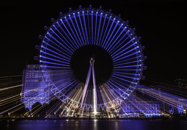 The London Eye as Never seen before by Elad Itzkin on 500px