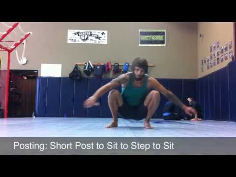 primal moves from the squat