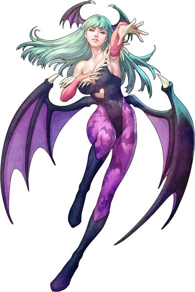 Contest-Design a new Character for Darkstalkers game!