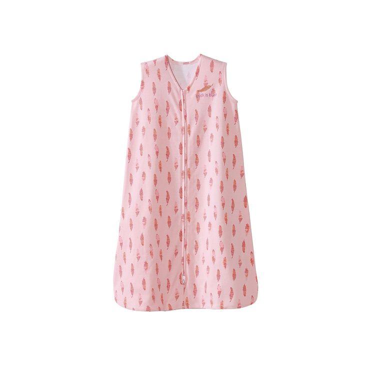 Baby Girl HALO SleepSack Wearable Blanket, Size: Medium, Med Pink