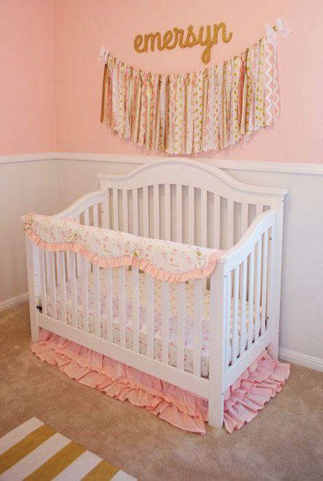 Pink Nursery Ideas ~ TheNurseries