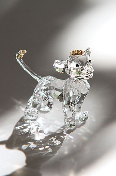 Swarovski Crystal Disney Collection, The Lion King, Simba