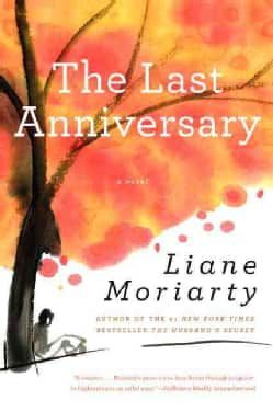 The Last Anniversary (Paperback) | Overstock.com Shopping - The Best Deals on General Fiction