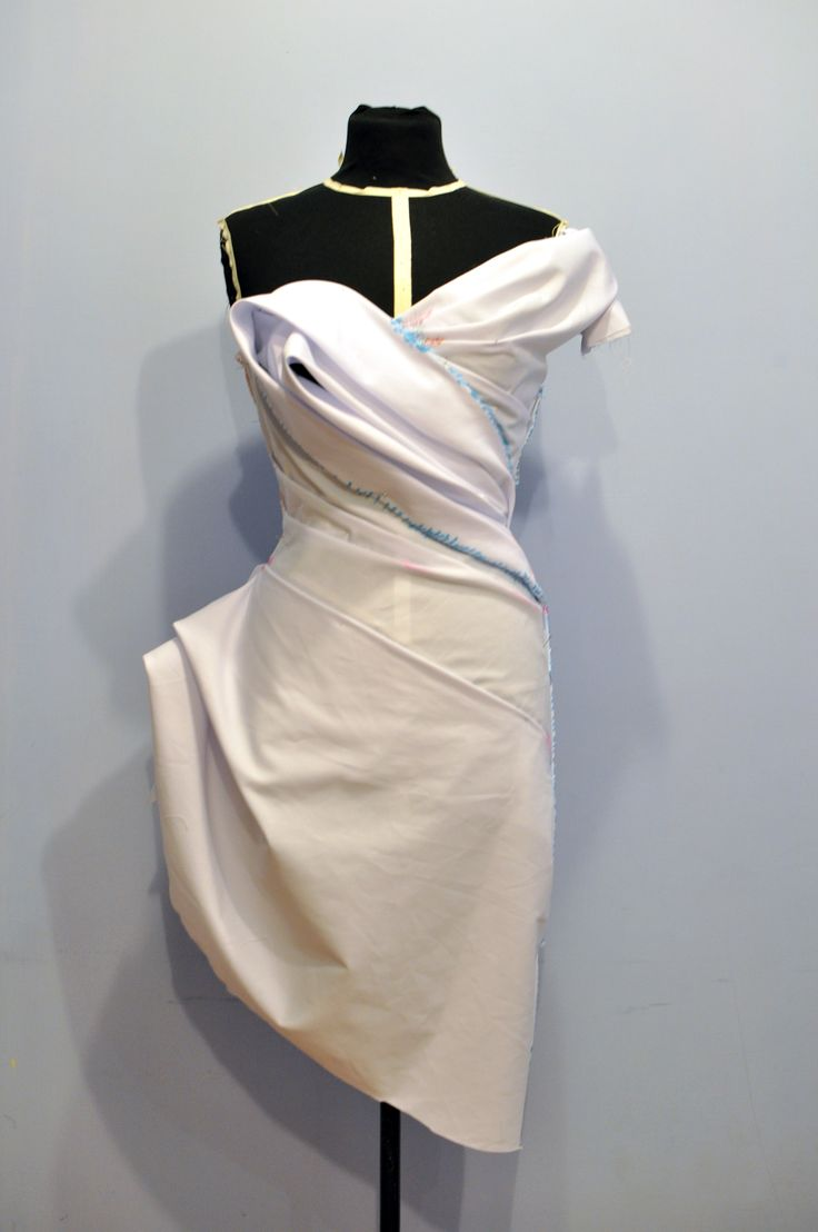 #moulage #draping #daniloattardi #fashionacademy #workshop #student
