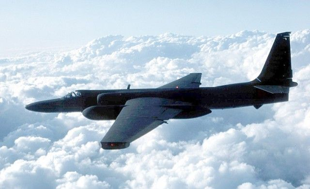 Lockheed U-2, is a single-jet engine, ultra-high altitude reconnaissance aircraft operated by the United States Air Force and the CIA. It provides day and night, very high-altitude (70,000 feet), all-weather intelligence gathering. The U-2 is one of a handful of aircraft types to have served the USAF for over 50 years, development began in 1954.