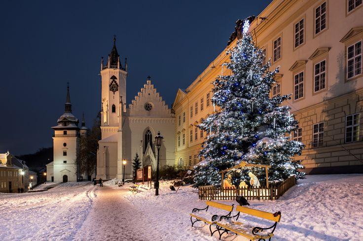Teplice Vánoce