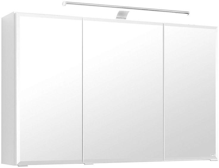 Pinterestu0027teki 25u0027den fazla en iyi Spiegelschrank 100 cm fikri - badezimmer spiegelschrank mit beleuchtung günstig