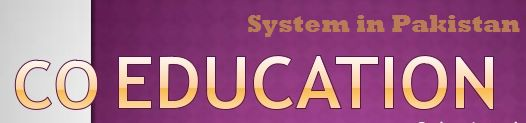 Co Education System in Pakistan Essay