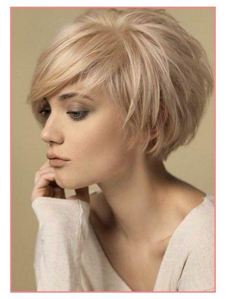 Kurze Frisuren Frauen 2018