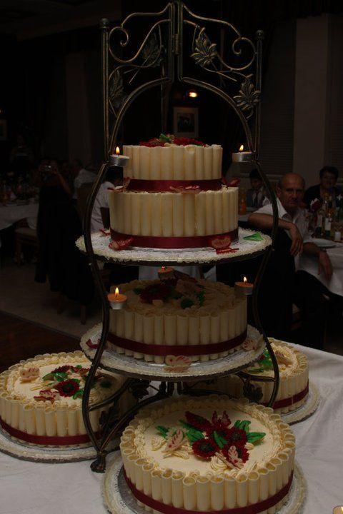 Lányom esküvőjére sütöttem
