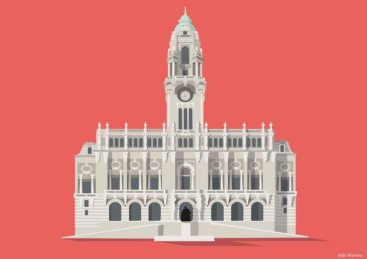 Check out my @Behance project: \u201cCâmara do Porto\u201d https://www.behance.net/gallery/44943357/Camara-do-Porto