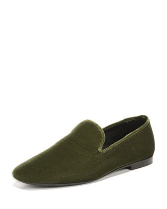e079f720a8a Bray+Velvet+Loafer+by+Vince+at+Neiman+Marcus.