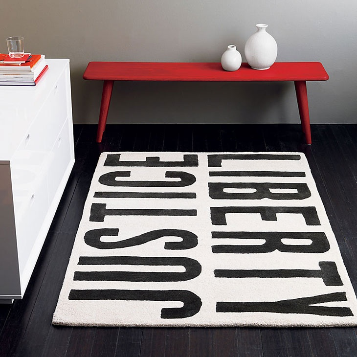 CB2 Rug | Lauren Hastings    Want want want