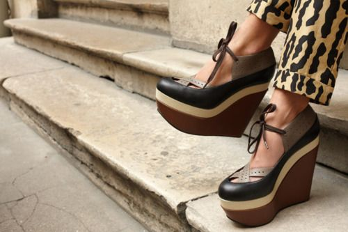 marni shoes: Fantastic Shoes, Fashion Shoes, Leopard Print, Casual Shoes, Wedges Shoes Shoes Shoes, Platform Wedge, Shoes Girl Fashion, Platform Shoe