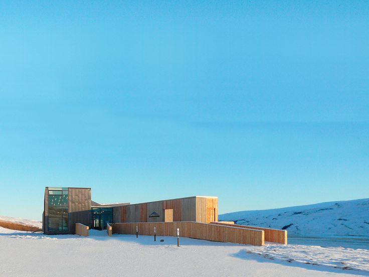 Snæfellsstofa Visitor Center