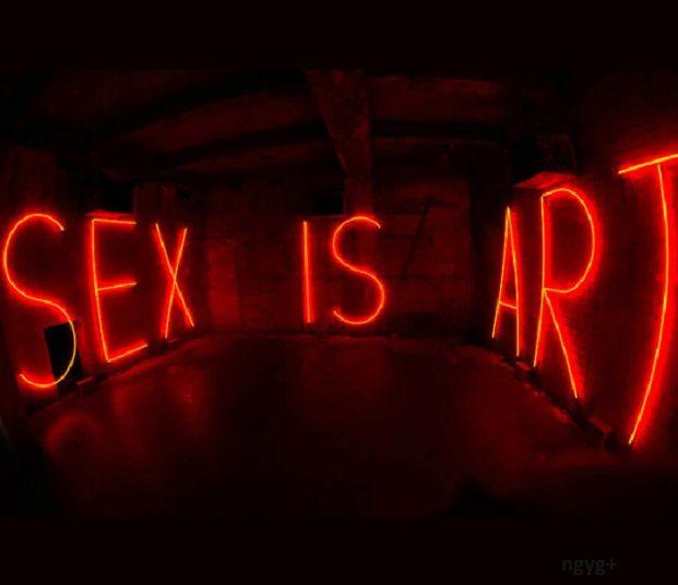Szex - A szex művészet és az egyik legfontosabb tantárgya minden generációnak… (Németh György)