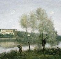 Jean-Baptiste-Camille Corot, French Landscape Painter